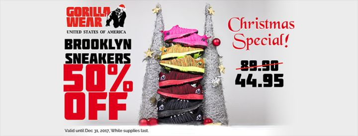 Gorilla Wear Christmas Special 2
