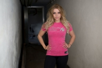 Gorilla Wear - Womens Camden T-Shirt Pink