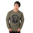 Gorilla Wear - Bloomington Crewneck Sweatshirt Army Green