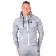 Gorilla Wear - Bridgeport Zipped Hoodie Silverblue