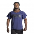 Gorilla Wear - Classic Work Out Top Navy