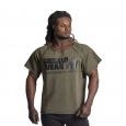 Gorilla Wear - Classic Work Out Top Army Green