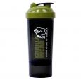 Gorilla Wear - Shaker Compact - Black/Army Green