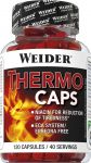 Weider - Thermo Caps